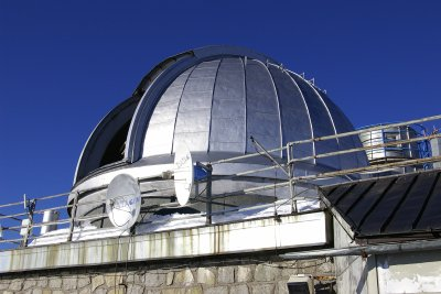IMAGE: Dome of the Lomnicky Stit observatory